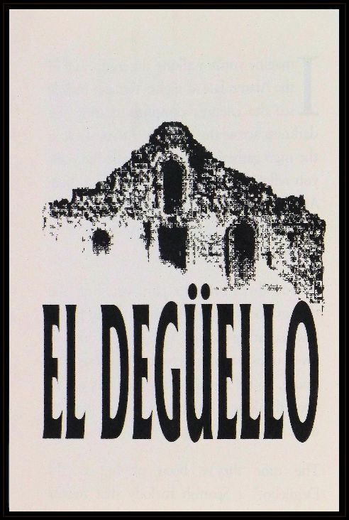 Tracts, El Deguello (Pack of 100)