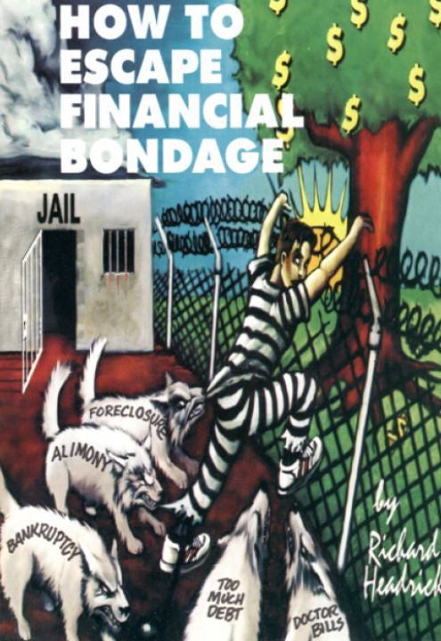 Book, How to Escape Financial Bondage
