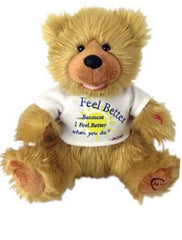 Feel Better Bear - plush