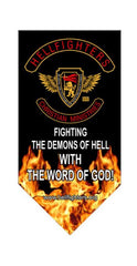 Fighting The Demons Of Hell With The Word Of God