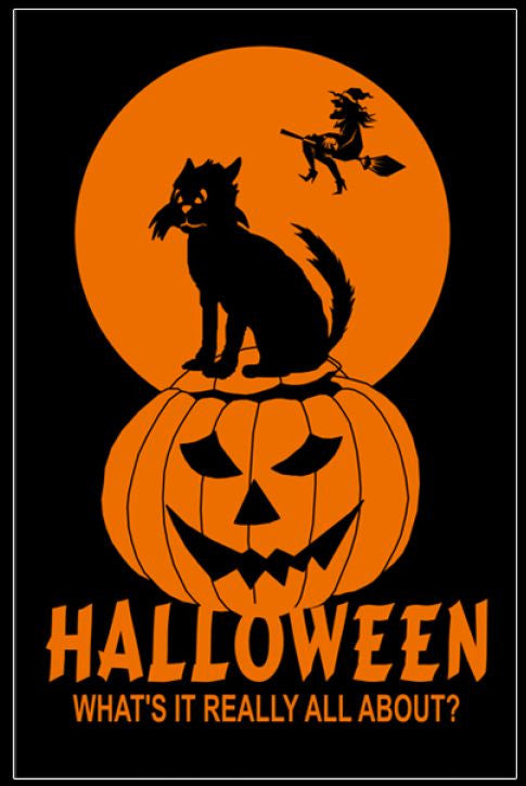 Tracts, Halloween (Pack of 100)