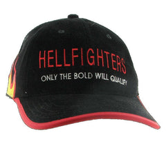 Cap, Hellfighters - Flames