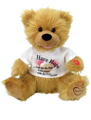 Have Hope Bear - plush