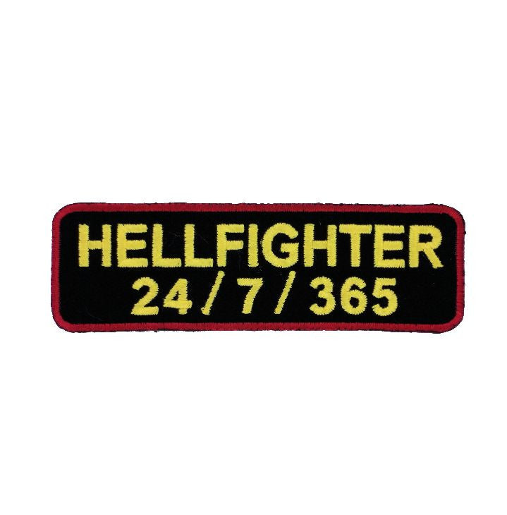 Patch, Hellfighter 24/7/365