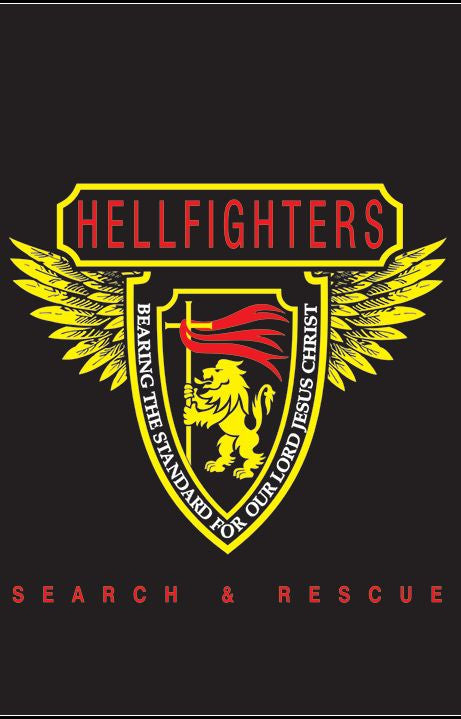 Tracts, Hellfighters (Pack of 100)
