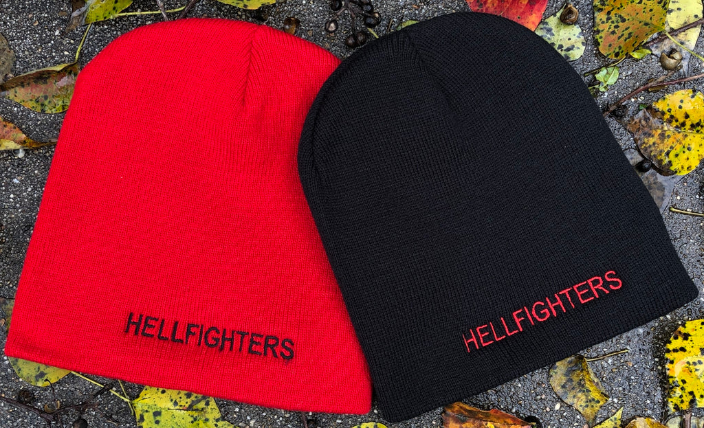 Beanie, Hellfighters (Red)