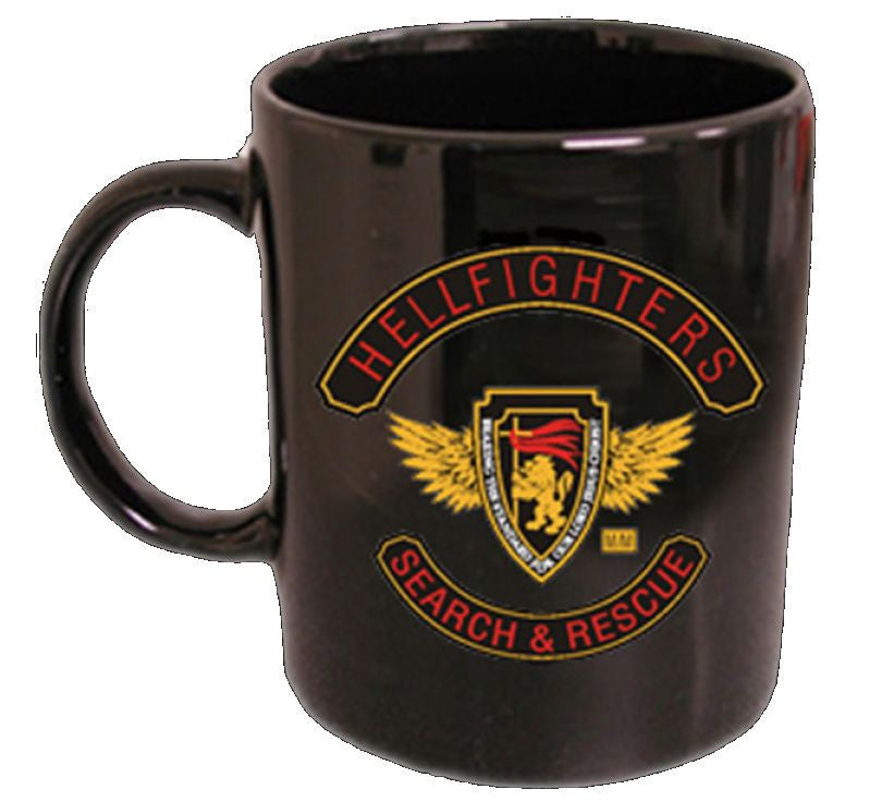 Cup, Hellfighters Coffee Cup