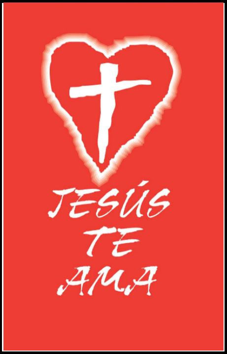 Tracts, Jesus Loves You - Spanish (Pack of 100)