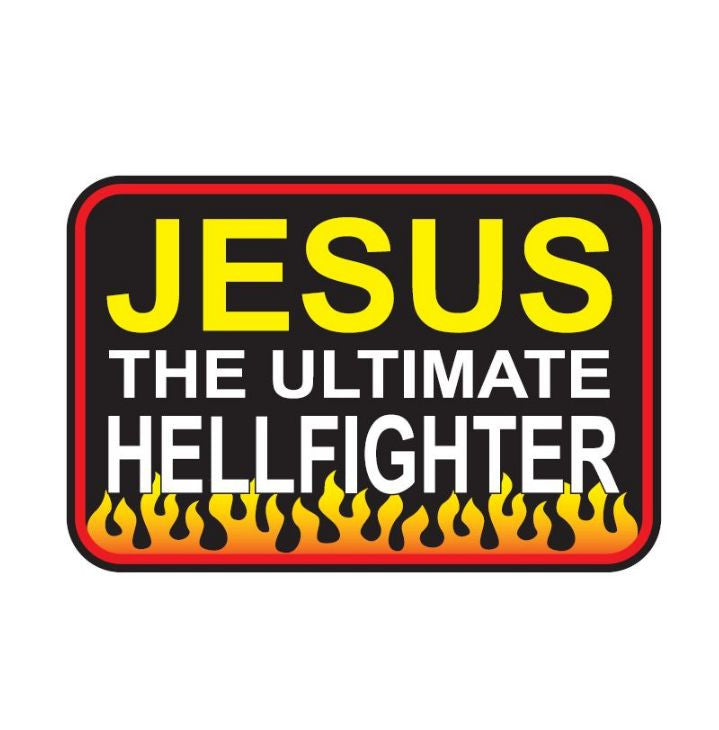 Patch, Jesus The Ultimate Hellfighter