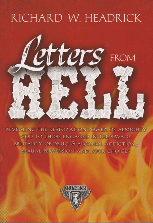 Book, Letters From Hell (Hard Cover)