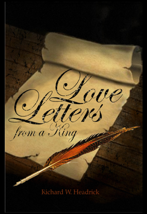 Book, Love Letters from a King