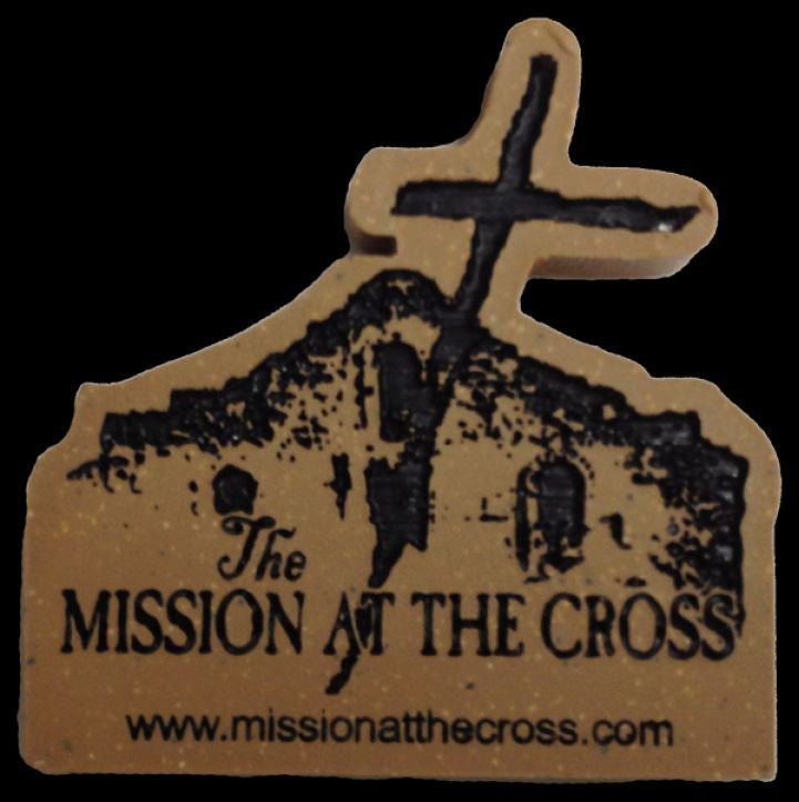 Magnet, Mission At The Cross (resin)