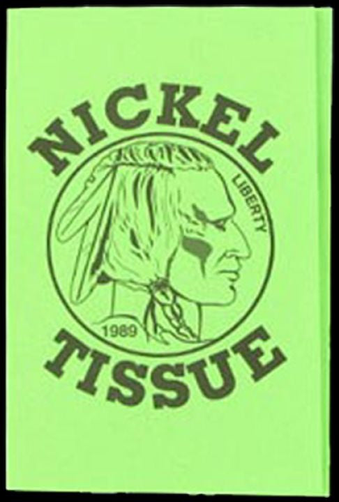 Tracts, Nickel Tissue (Pack of 100)