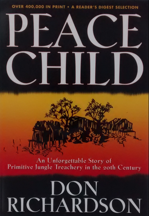 Book, Peace Child