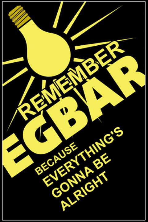 Tracts, Remember EGBAR (Pack of 100)