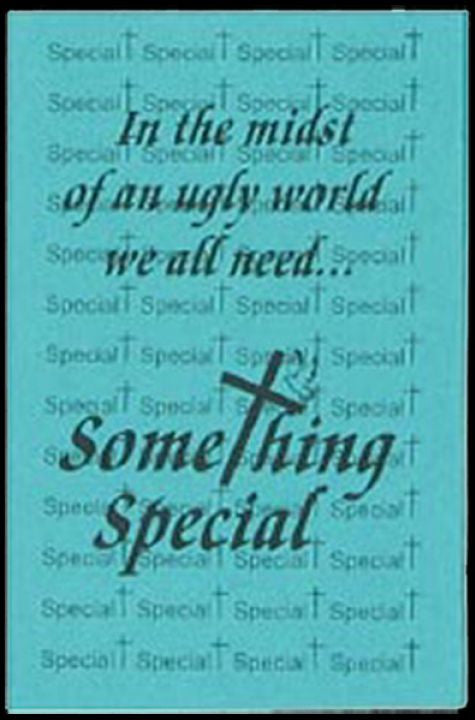 Tracts, Something Special (Pack of 100)