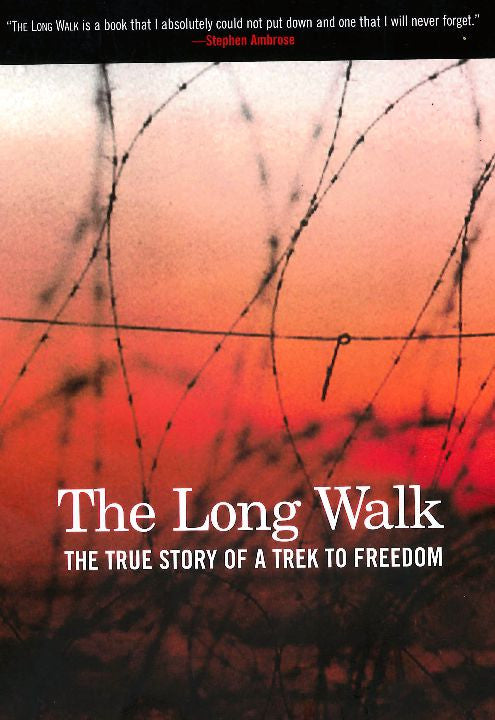 Book, Long Walk