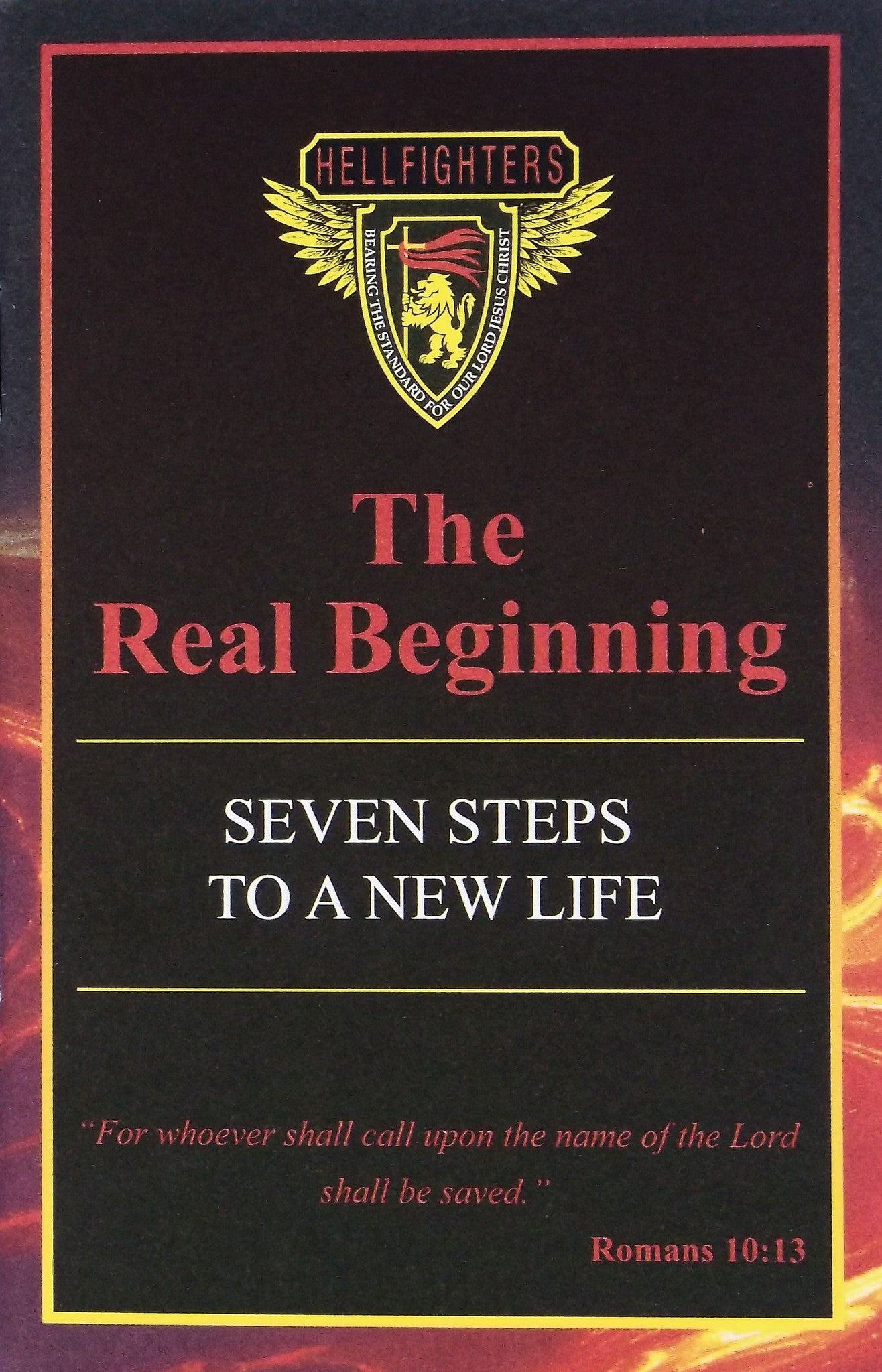 Tracts, The Real Beginning(English/Spanish) (Pack of 15)