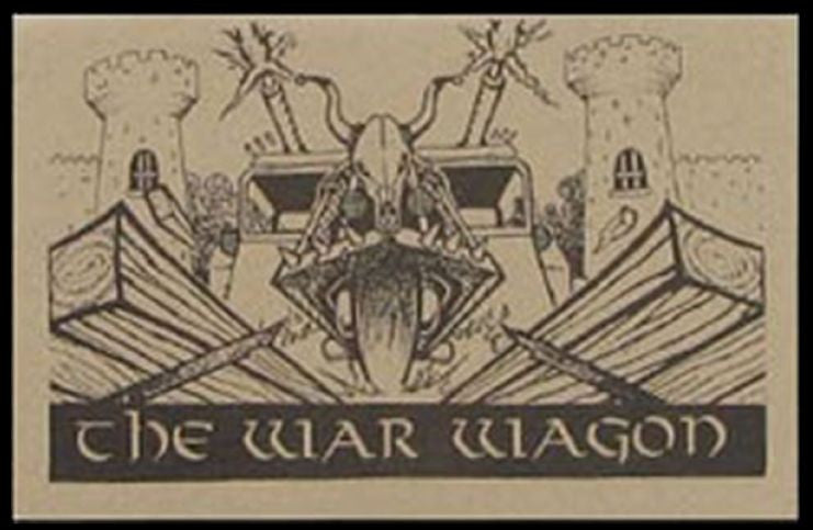 Tracts, The War Wagon (Pack of 100)