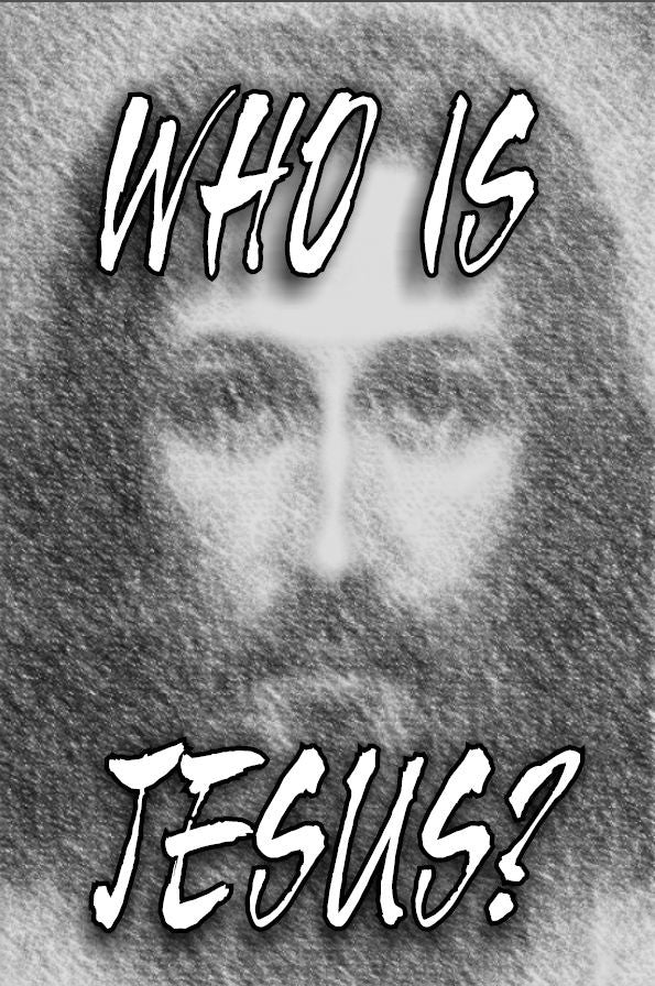 Tracts, Who Is Jesus? (Pack of 100)