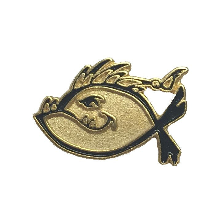 Pin, Fish With Attitude