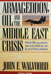 Book, Armageddon Oil And The Middle East Crisis