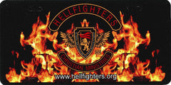 Car Tag, Hellfighters - 3pc Member