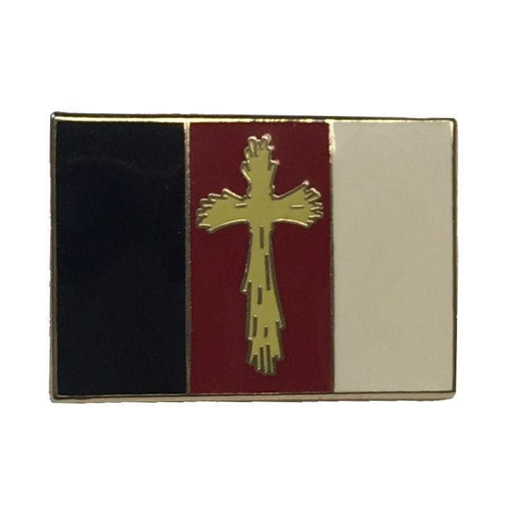 Pin, Heaven's Flag