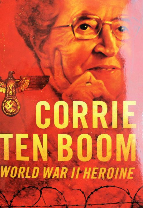 "Book, Corrie Ten Boom ""World War ll Heroine"""