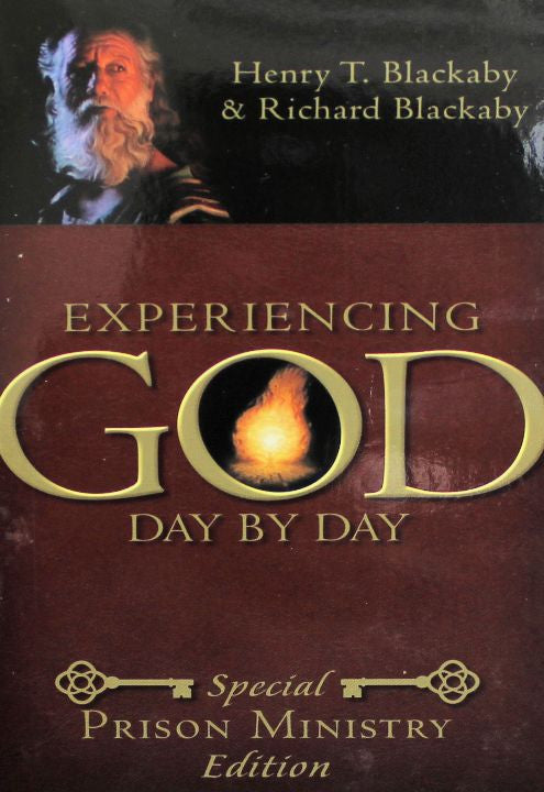 Book, Experiencing God Day By Day