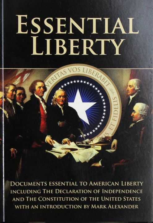 Book, Essential Liberty