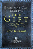 Book, Everyone Can Receive The Gift New Testiment