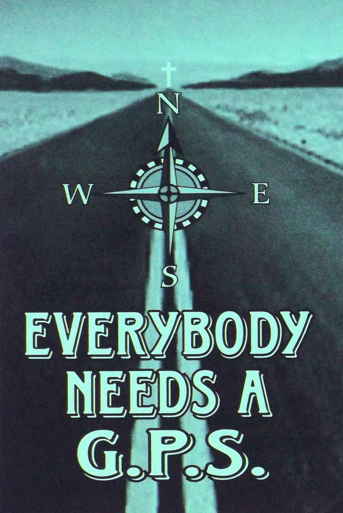 Tracts, Everybody Needs A GPS (Pack of 100)