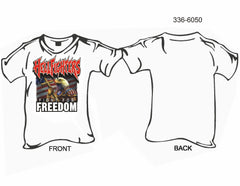 T-Shirt, Short Sleeve, Hellfighters Fight For Freedom