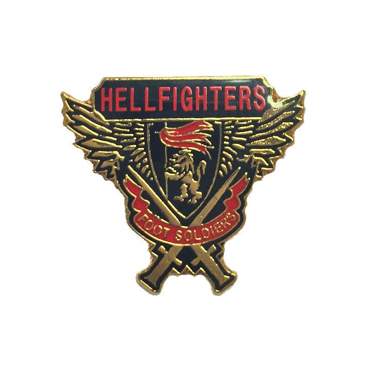 Pin, Hellfighters - Foot Soldiers