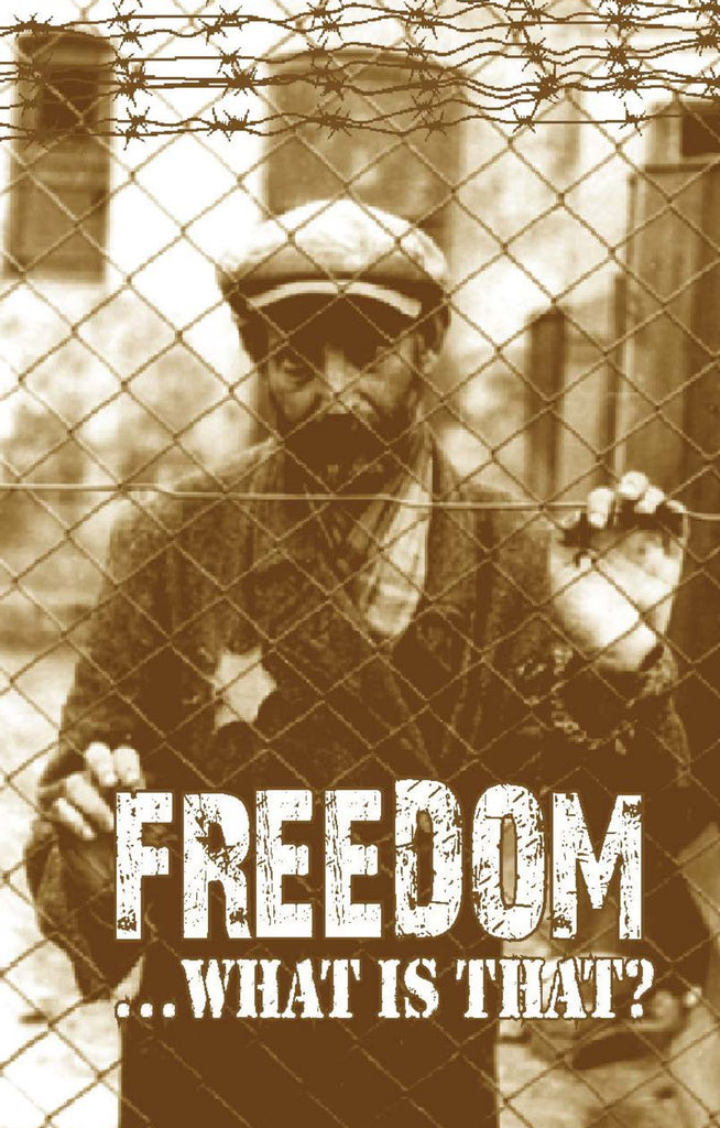 Tracts, Freedom What Is That? (prisoner) (Pack of 100)