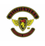 Decal, Hellfighters - 3pc Member