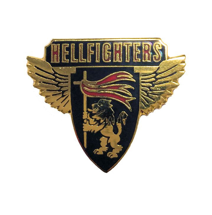 Pin, Hellfighters International