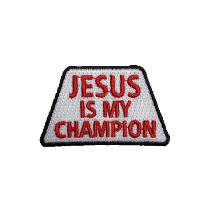 Patch, Jesus Is My Champion