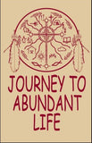 Tracts, Journey To Abundant Life (Pack of 100)