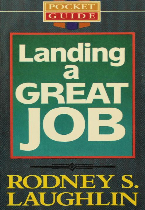 Book, Landing A Great Job