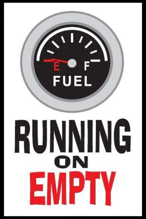 Tracts, Running On Empty (Pack of 100)
