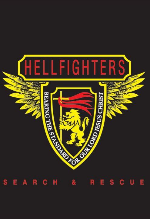 Book, Hellfighters Search and Rescue - New Testament