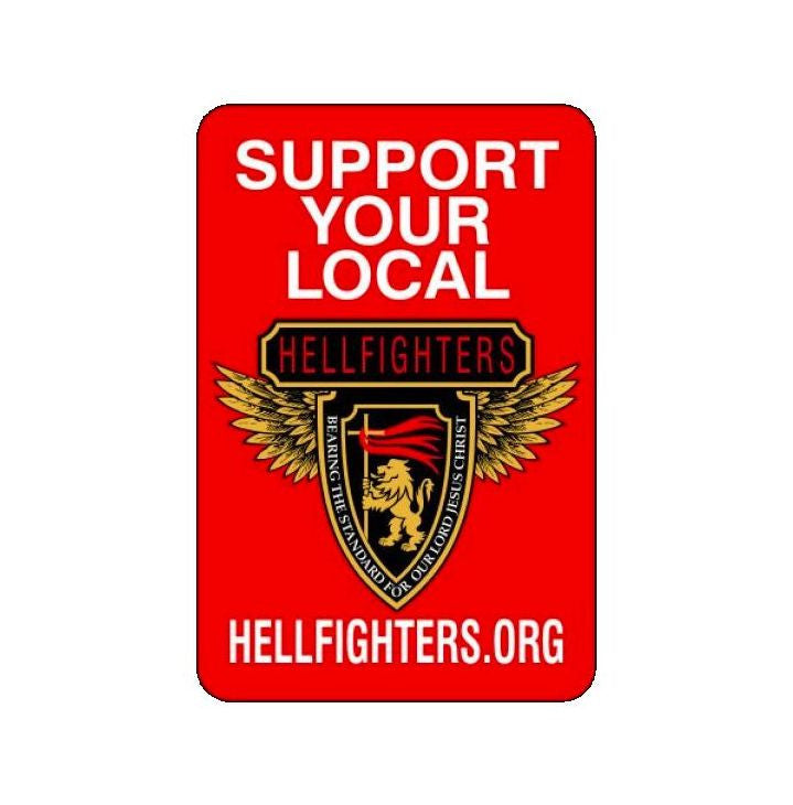 Decal, Support Your Local Hellfighters