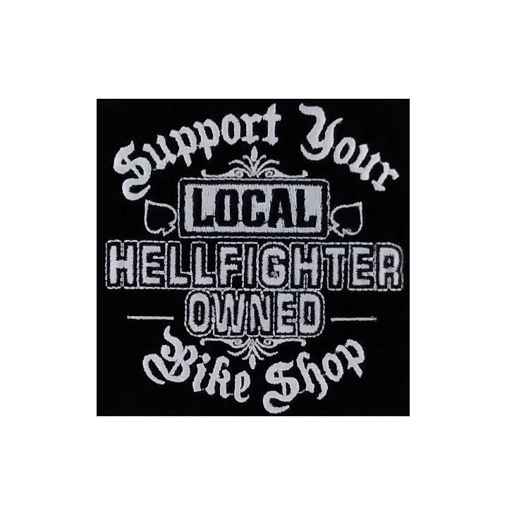 Patch, Support Your Local HF Bike Shop