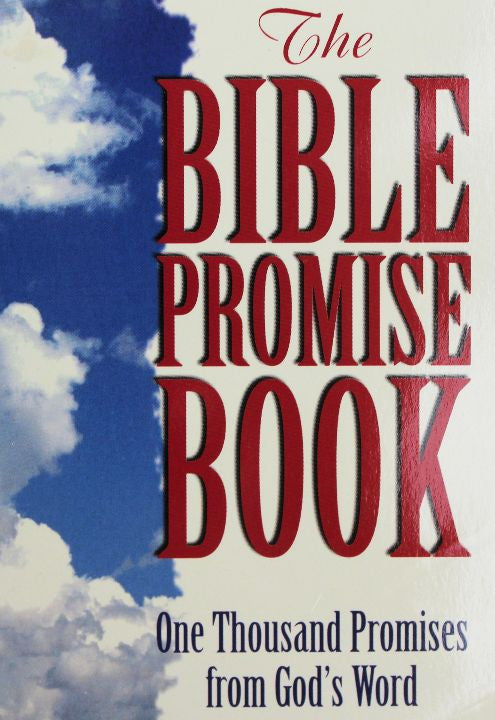 Book, The Bible Promise Book