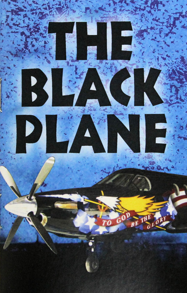 Tracts, The Black Plane (Pack of 100)