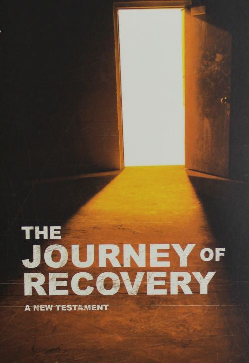 Book, The Journey Of Recovery New Testament