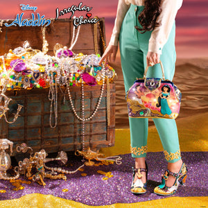 Disney Princesses x Irregular Choice Aladdin Teaser