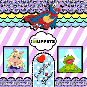 Muppets by Irregular Choice.. The Full Collection